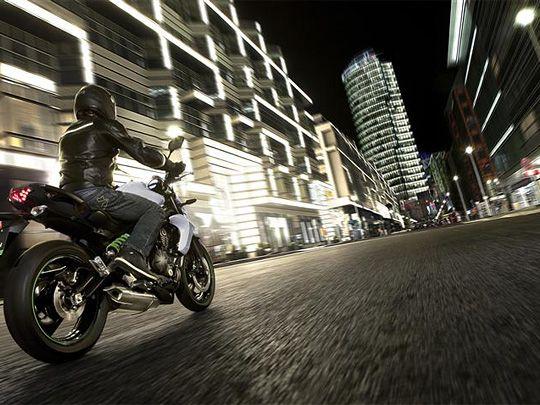 Nol Bikker Motoren Motoren Kawasaki Er 6n 2015
