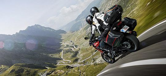 Kawasaki Versys 1000: Change your view